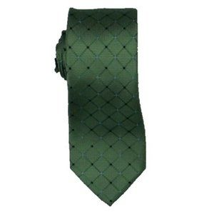 Nautica Mens Manzanita Green Tie New